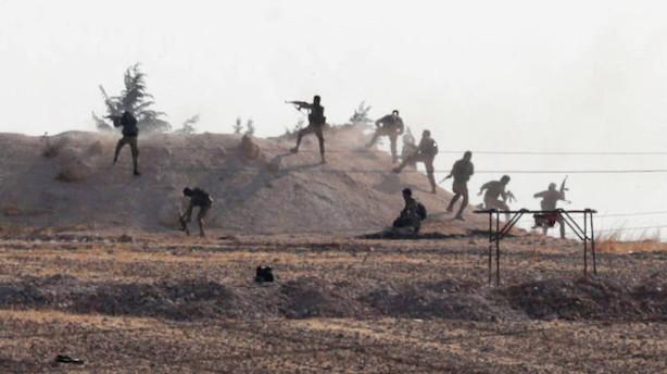 USA trækker sig i Syrien - kurdere tvunget til dialog med Assad og Rusland om fælles front mod Tyrkiet