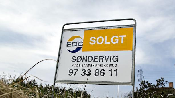 Danskerne er ellevilde med at shoppe boliger – højeste aktivitetsniveau siden finanskrisen