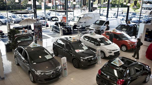 Firmabiler i orkanens øje: Leasede biler får skattesmæk, og grønne får skatterabat