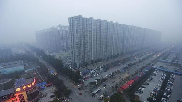 Kapitalflugt fra Kina er langt v�rre end ventet