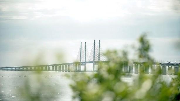 Øresundsbroen sætter rekord med 19.300 biler per dag