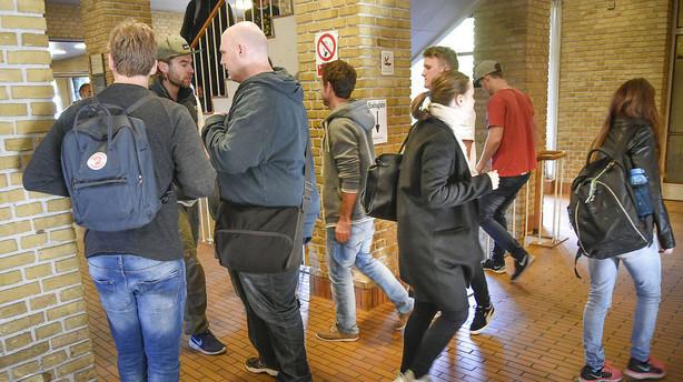 Eksperter anbefaler at skrotte SU til kandidatstuderende