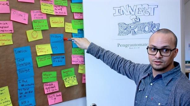 Iværksættere jagter investorer til crowdfunding af boliger