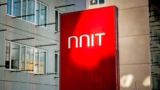 NNIT forlænger DSB-kontrakt til trecifret millionbeløb