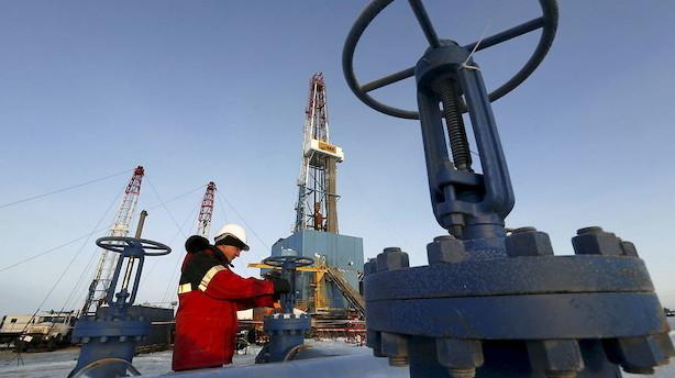 Råvarer: Oliepris konsoliderer sig efter stigninger