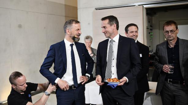 Børsens chefredaktør bliver direktør for Berlingske Media