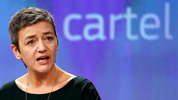 Apple klar til at betale irsk skatteregning på 13 mia euro