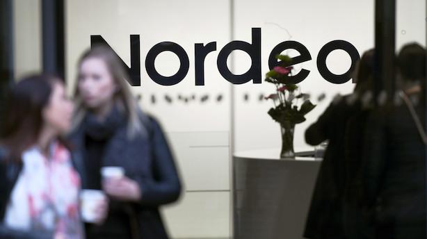 Aktier: Skuffelse i toppen sendte Nordea og Novozymes i bund