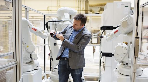 Robotfirma og børskomet afviser salg: Vil følge strategien