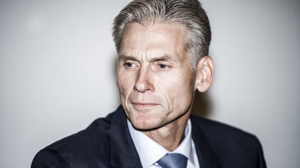 Investorer sender Danske Bank i toppen af C25-indeks