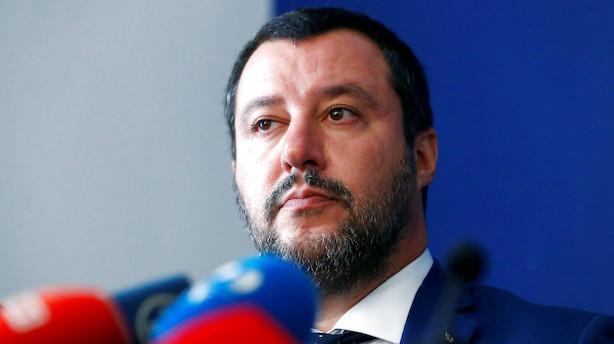 """Italienske renter fortsætter stigning: """"Hård italiensk tone skræmmer både rente- og aktiemarkederne"""""""