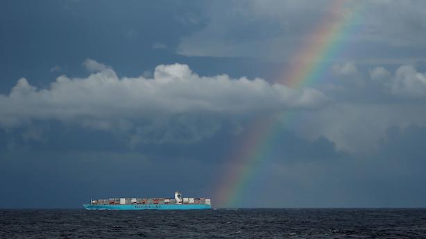 Mærsk lancerer forsikringsløsning til containerfragt