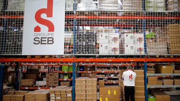 Aktier: Fransk isenkram går forrest i ny optur