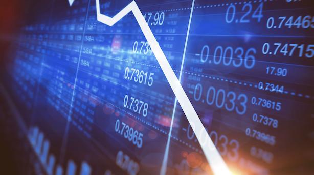Europæisk vækst halveret - øger sandsynlighed for lavere renter