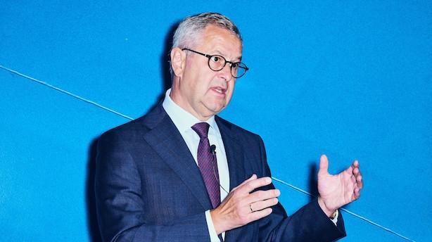 Søren Skou: Vi er meget tilfredse med udviklingen i storsats - det skal vise sit værd næste år