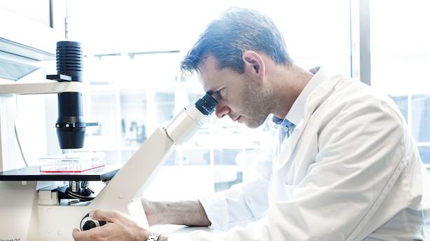 Efter plads i overhalingsbanen hos FDA: Orphazyme-aktie brager op