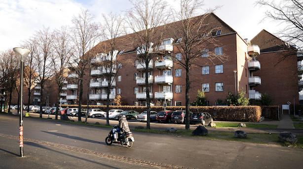 Halvdelen af københavnsk ghetto tæt på salg