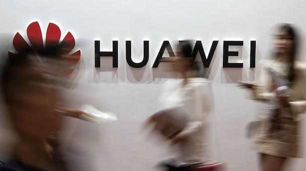 Huawei: Anklages for afpresning og tyveri af ophavsret