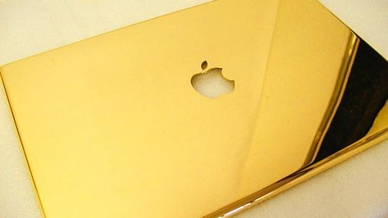 apple b rbar af det pureste guld