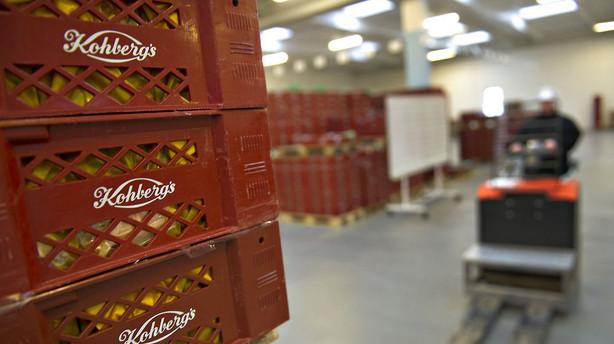 Giffeldrama: Kohberg tilbagekalder en kvart mio. kanelgifler