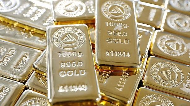Investorer flygter til guld efter Trump-kaos: Største prishop siden brexit