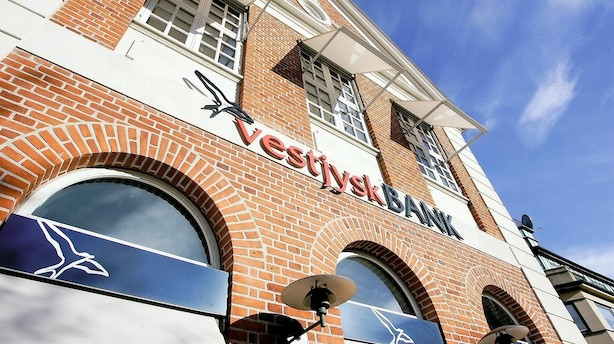 Advarsel: Vestjysk Bank er den dyreste i Danmark
