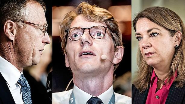 """Mærsk har sagt farvel til stribevis af topchefer: """"Man må sluge sin stolthed"""""""
