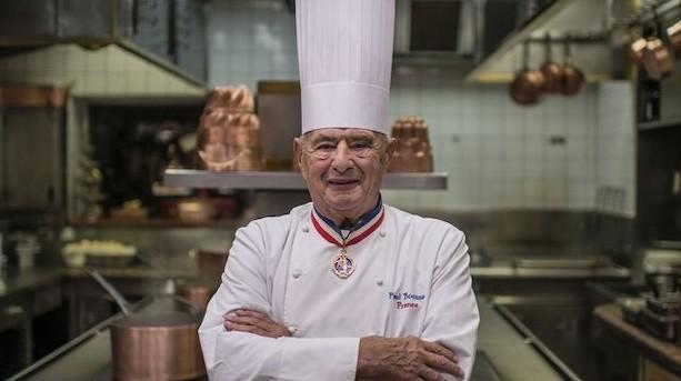 Den franske kok Paul Bocuse er død