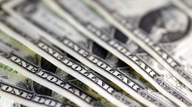 Valuta: Høje renter lægger solidt fundament for dollar