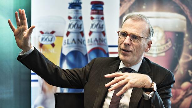 Carlsberg-bossens benhårde strategi beruser aktien - stiger flot efter regnskab