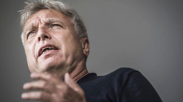 Elbæk efter Grünfelds farvel: Der skal genopbygges tillid