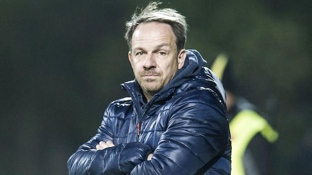 Farvel til Zorniger: Brøndby stopper samarbejdet med tysk træner