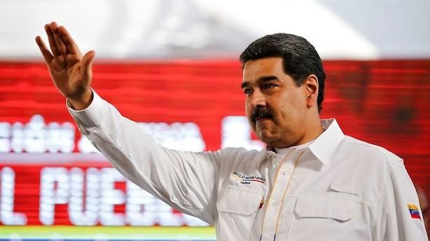 Amnesty: Venezuelas politi henretter Maduro-modstandere