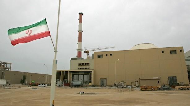 Iran vil flytte sig fra atomaftale indtil der opnås resultater