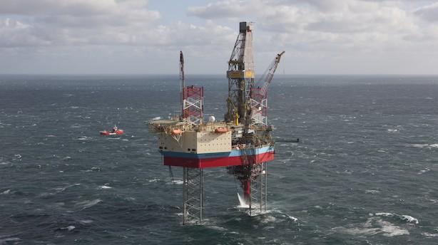Aktiestatus: DSV og Maersk Drilling hiver netop C25 i grønt