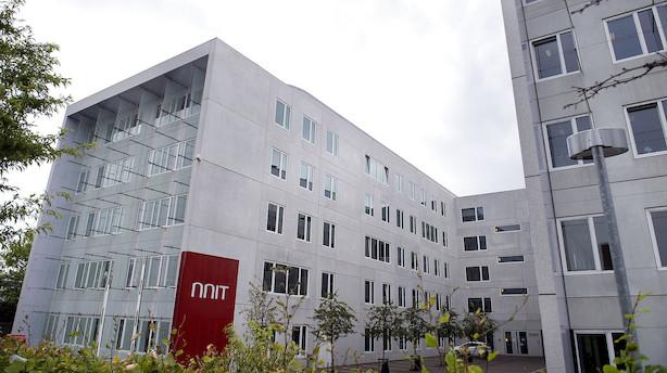 NNIT-chef skuffet efter nyt regnskab: Lancerer spareplan og fyringsrunde