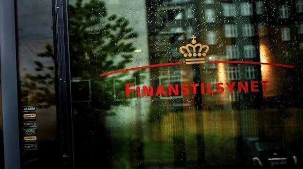 Finanstilsynet pudser Bagmandspolitiet på tidligere storaktionær i Københavns Andelskasse