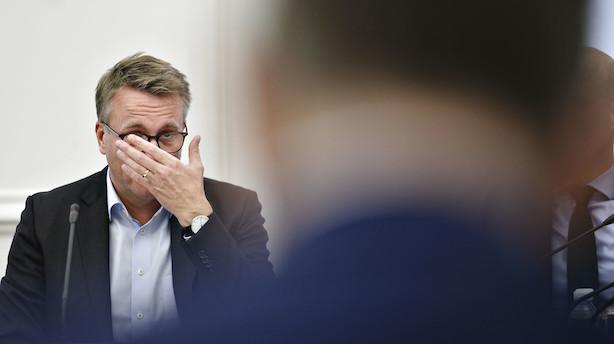 """Virksomheder får fem dage til at klage over regeringens forhøjelse af arveafgift: """"Det er en urimeligt kort svarfrist"""""""