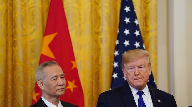 """Dr. Doom  kalder fase 1-aftale """"mager"""" og venter nye spændinger mellem USA og Kina: """"Vi er i begyndelsen af en kold krig"""""""
