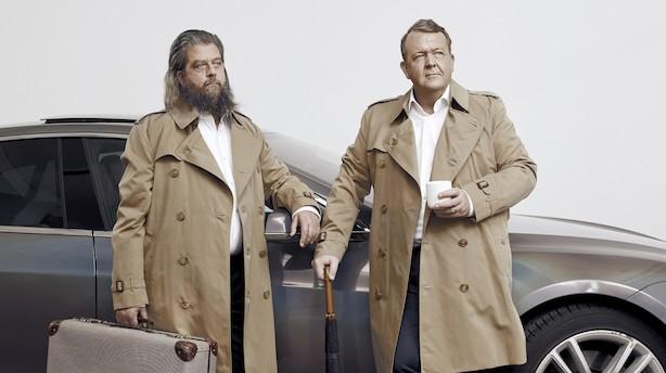 Lund og Løkke tager temperaturen på Danmark...