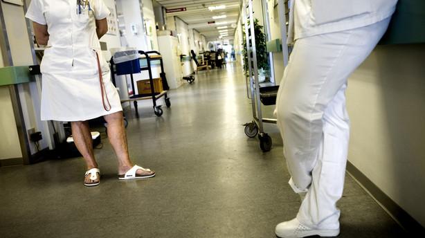 Overlæge: Stop jagten på diagnoser