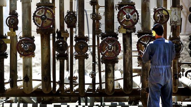 Råvarer: Olieprisen falder atter efter Opec-uenighed