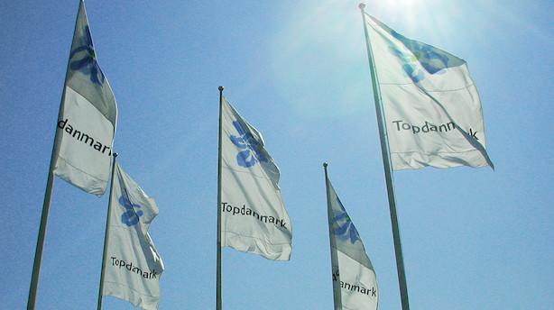 Sydbank sænker Topdanmark-anbefaling: Investorerne er fartblinde