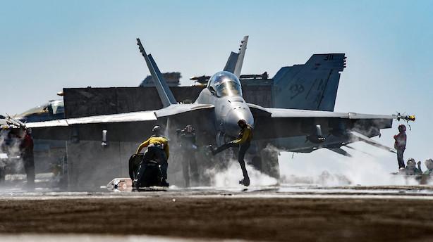 Boeing giver op i kampen mod den danske stat om fuld adgang til kampflypapirer