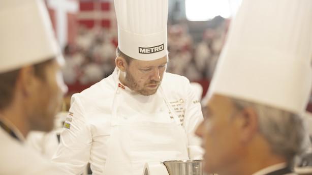 Danmarks deltager ved kokkenes EM får godt skudsmål af eksperter