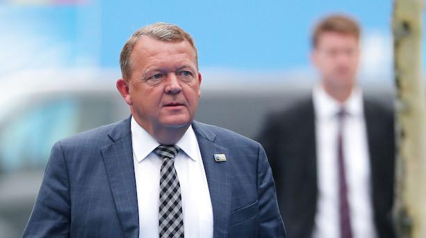 Løkke til Trump: Dansk forsvar skal ikke måles på penge