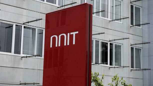 NNIT lever pænt første halvår: Bliver mindre afhængig af Novo Nordisk
