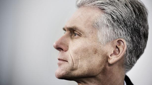To måneder efter han blev fritstillet: Thomas Borgen stifter nyt selskab