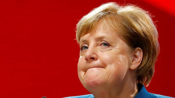 """Tyskland tæt på recession, og tilliden falder: """"Det er ikke guld og grønne skove"""""""