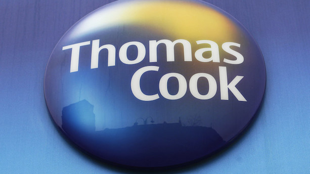 Thomas Cook diskuterer redning til milliarder: Aktien hamres ned